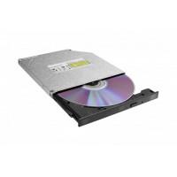 DVD napaľovačka Lite-On interná slim pre notebook 9,5mm , SATA, bulk, čierna