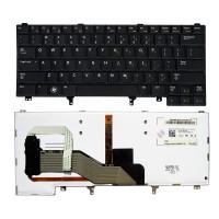 Klávesnica pre DELL Latitude E6220 E6320 E6330 E6420 - podsvietená