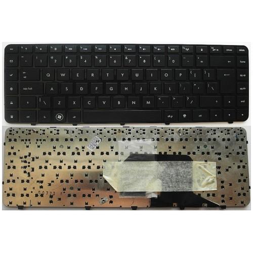 Klávesnica pre HP COMPAQ Pavilion DV6-3000 DV6-4000 veľký enter, chiclet s rámčekom