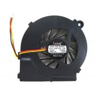 Ventilátor pre HP COMPAQ G4-1000 G6-1000 G7-1000 G56 G62 CQ56 CQ62 3PIN
