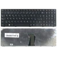 Klávesnica pre Lenovo G560 G565 G570 G575 chiclet čierna CZ/SK