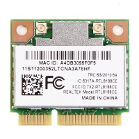 Wifi karta - micro modul Realtek RTL8188CE