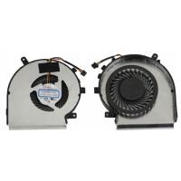 Ventilátor pre MSI GP72 GE62 GE72 GL62 GL72 PE60 PE70 CPU 3pin