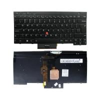 Klávesnica pre IBM LENOVO ThinkPad T430 T530 W530 X230 podsvietená
